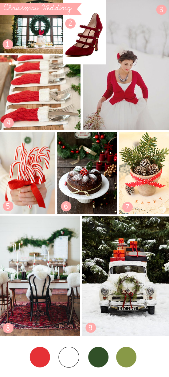 Christmas Wedding, Winter Wedding
