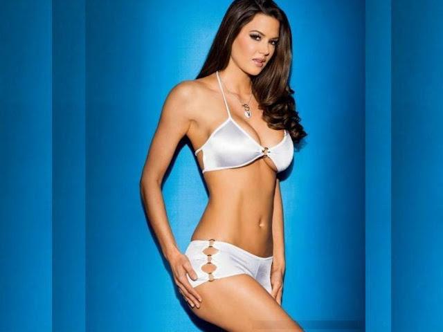 Tiffany Taylor Bikini