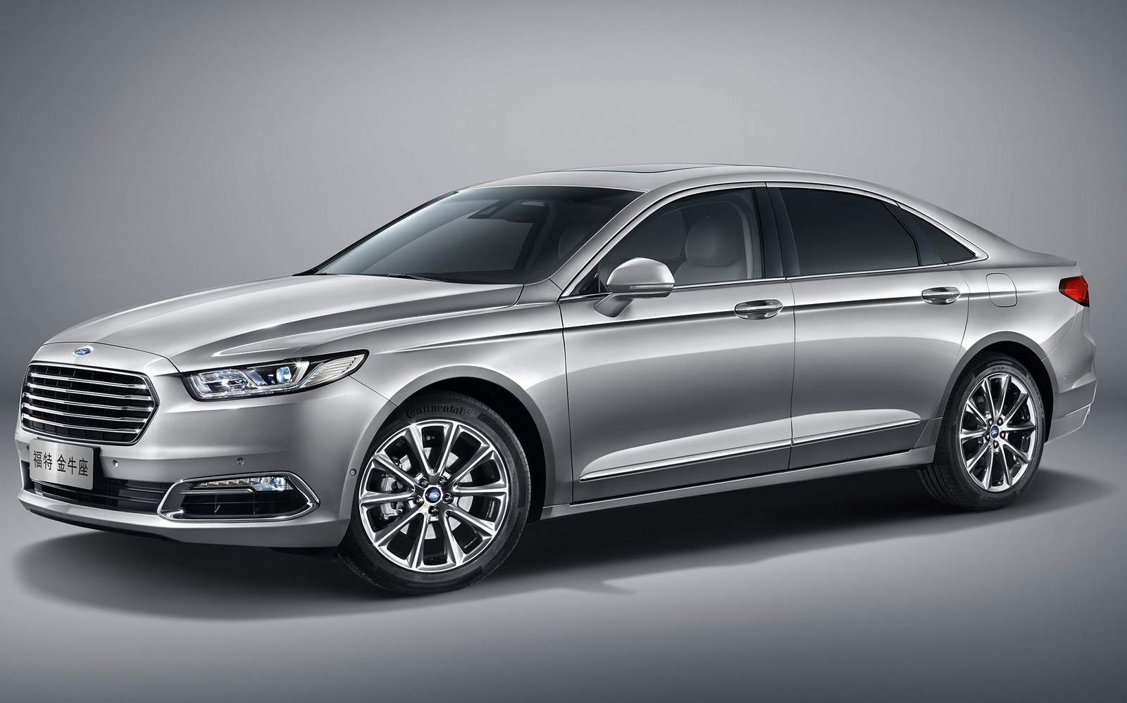2016 all New Ford Taurus