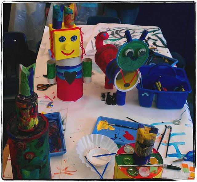 Welcome To Ms Wagner S Elementary Art Studio: The David Lubin Art Studio: Green Art For The Garden