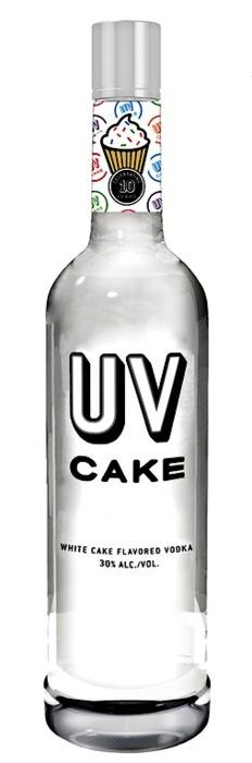 Uv Birthday Cake Vodka