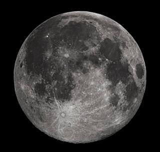 bulan misterius