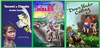My YOUNG TEEN Books