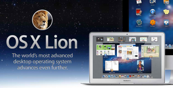 Mac OS X Lion versi 10.7.2 [Final version]
