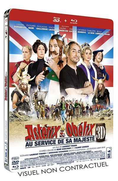 Asterix y Obelix 3D SBS Latino