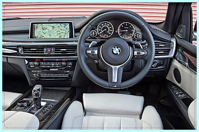 2017 BMW X5 Redesign UK