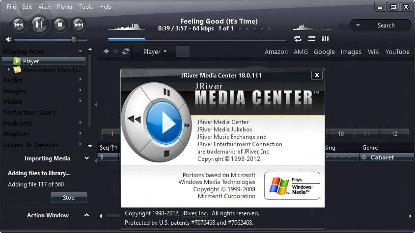 JRiver Media Center Full v230104 İndir - Full Program