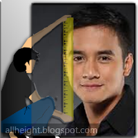 What is JM de Guzman's height?