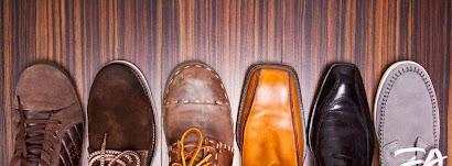 Sapatos para ele!