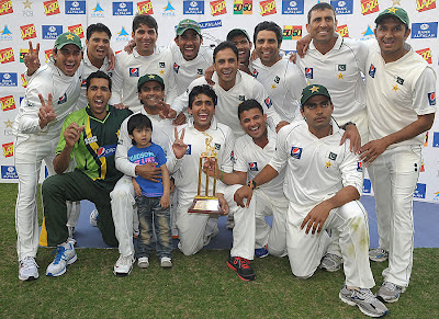 winning moments of Pakistan