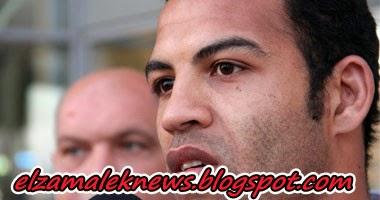 السيد حمدي مهاجم مصر المقاصة الدولي