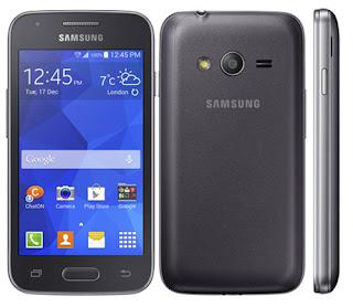 Samsung Galaxy V Black