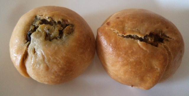 Potato Knish, Two Ways Recipe — Dishmaps