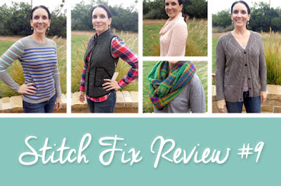 True Story Stitch Fix #9 Review