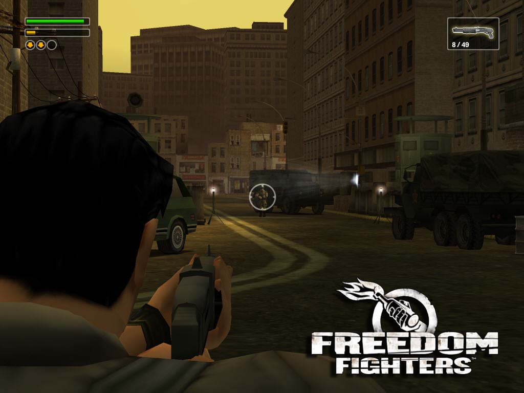 download full version pc games online 2011 freedom fighters