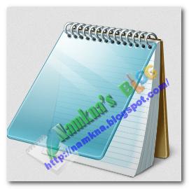Lưu văn bản tiếng việt có dấu với Notepad