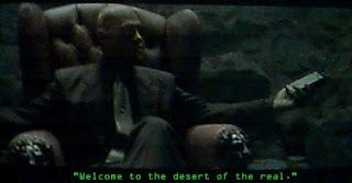 Matrix Morfeo desierto