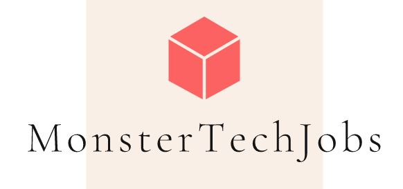 Monster Tech Jobs