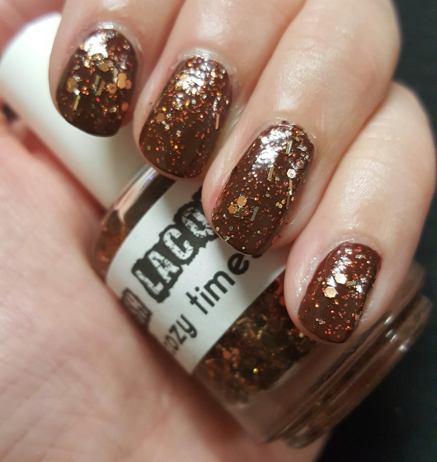 Glimmer and Glitter - A Nail Polish Blog: Fall Glitters