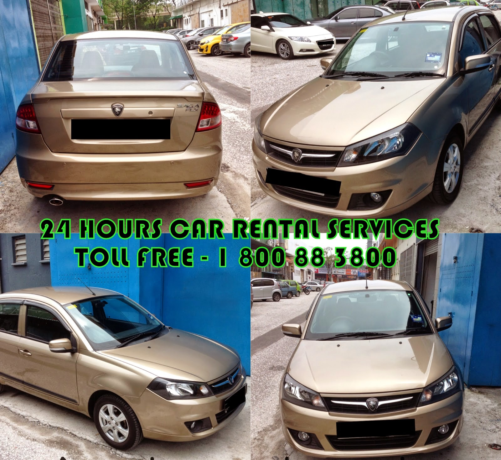 Amanah Auto Assist 24 Hours Car Rental