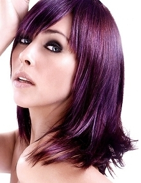 purple hair on pinterest dark purple hair purple hair
