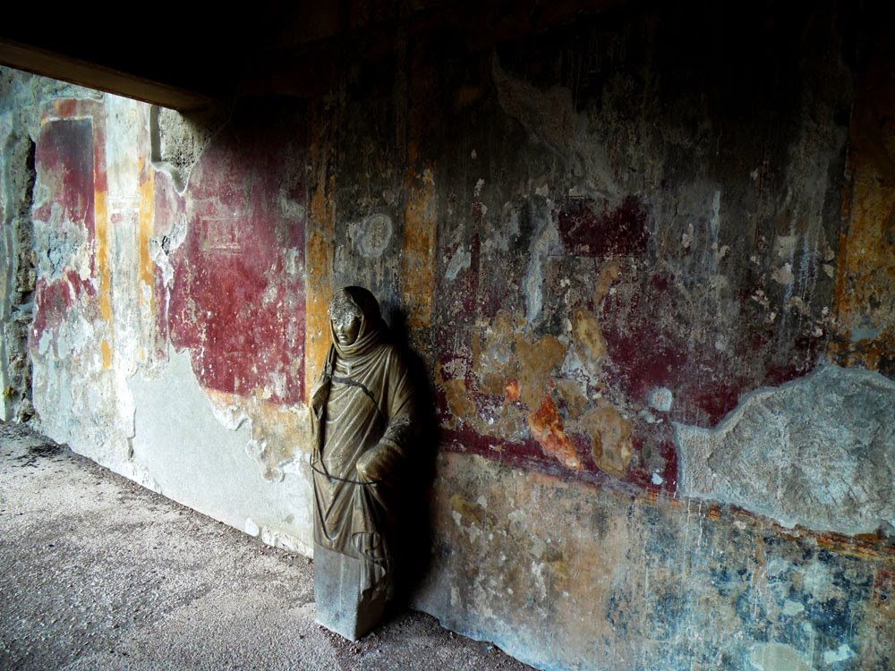 photos of Pompeii by Andie Gilmour