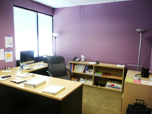 wall colors for an office