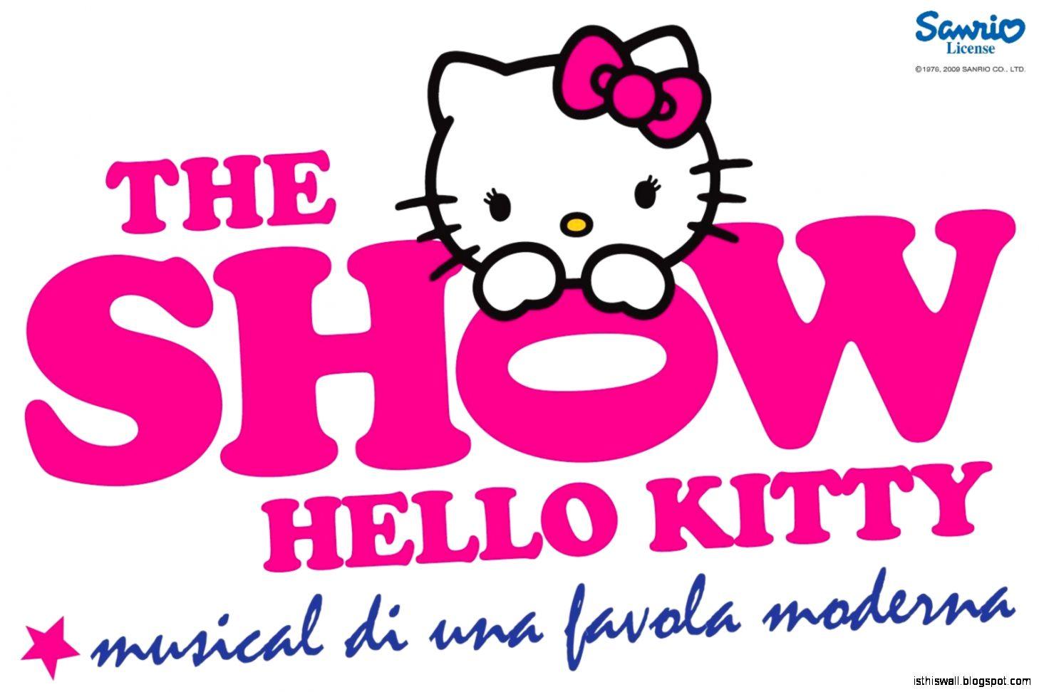 Hello Kitty Logo id 103130 – BUZZERG