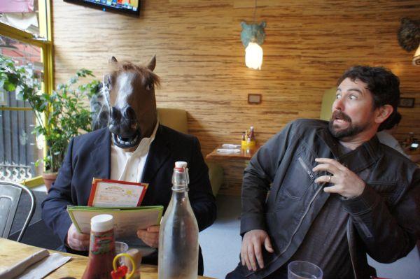 Hello friends. Horse