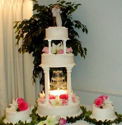 pasteles de boda fantasiajpg+(6) Pasteles de boda clásicos