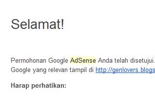 Informasi Penting Seputar Google Adsense