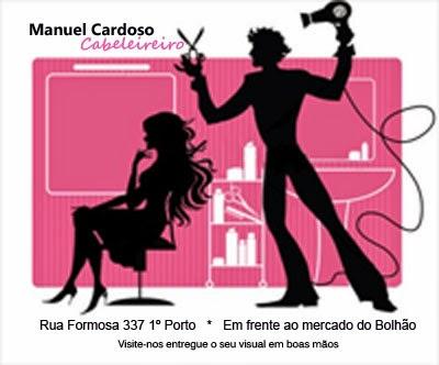 MANUEL CARDOSO - CABELEIREIROS