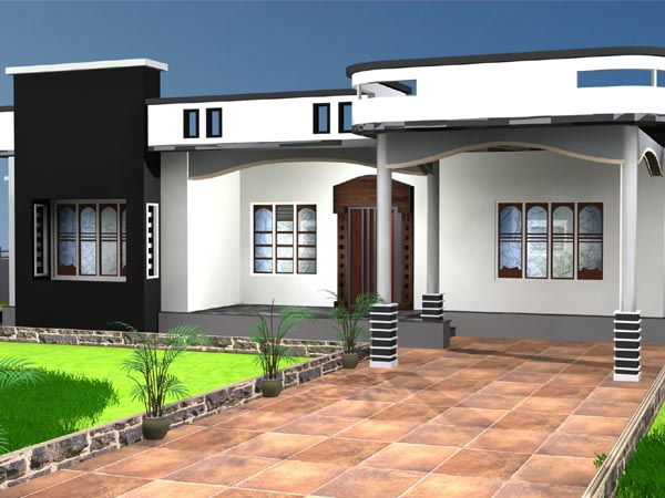 New home designs latest modern homes designs models for Contemporary model homes