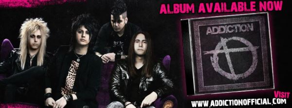 ADDICTION: Κυκλοφόρησε ψηφιακά το ντεμπούτο album τους