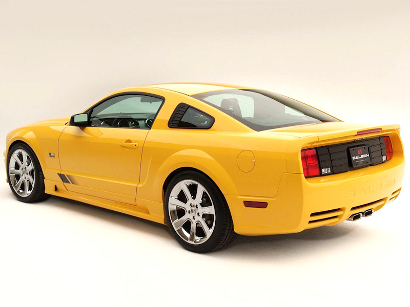 q8 mustang saleen exhaust. Black Bedroom Furniture Sets. Home Design Ideas