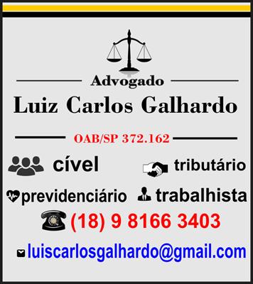Advocacia Luis Carlos Galhardo