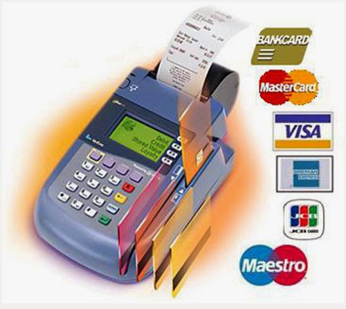 Kartu Kredit Visa / Mastercard