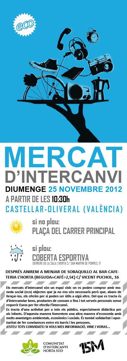 Cartell mercat Castellar