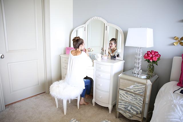 Southern Curls Amp Pearls Bedroom Reveal