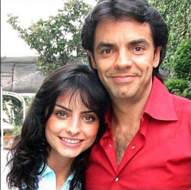Eugenio Derbez Hijos y Madres Eugenio y Ashley Derbez