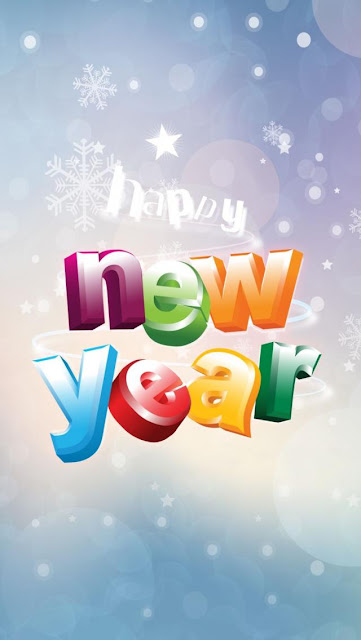 free new year 2013 iphone5 wallpaper 04