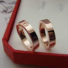 Most Demanded Cartier Love Wedding Band fashion trend of men women