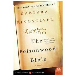 an analysis of reading the poisonwood bible The best study guide to the poisonwood bible on the planet, from the  the  poisonwood bible: detailed summary & analysis  as you can probably guess  from reading poisonwood, barbara kingsolver is no stranger to political  controversy.
