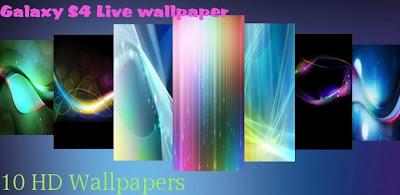 Galaxy S4 Live Wallpaper v1.4 (1.4) .APK Gratis