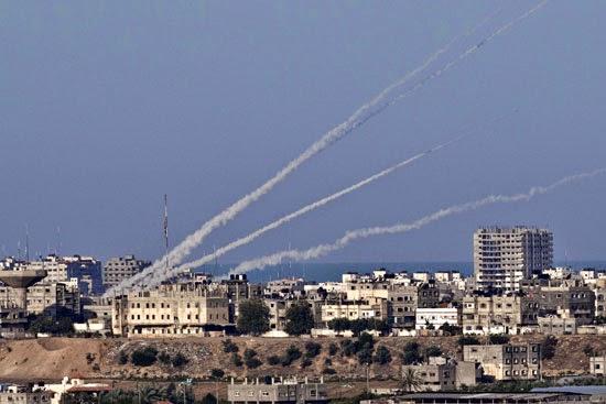 Korban Tewas Israel 1 Orang, Palestina Sudah 194 Orang