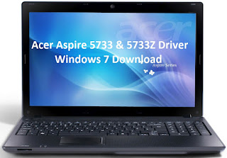 Acer Aspire 5733Z Driver Download