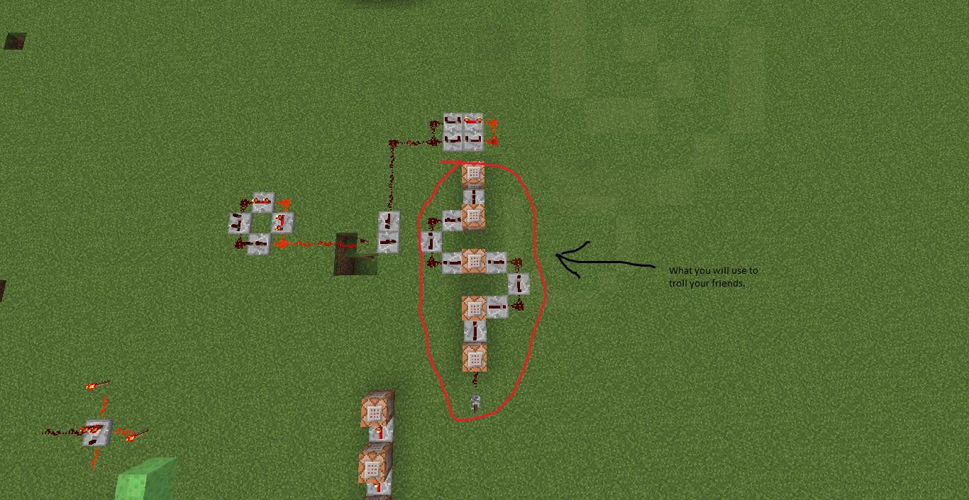 Minecraft Command Block Commands