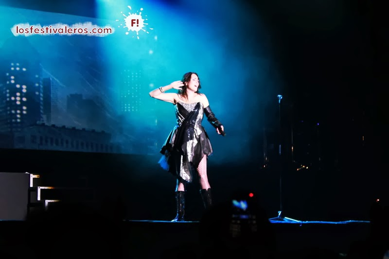 En Vivo Festival, Within Temptation
