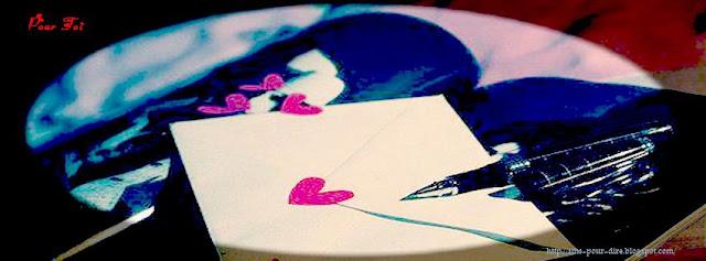 lettre d'amour pour son homme