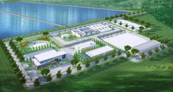 dự án nhà máy nước tại Thanh Hóa